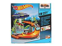 Hot Wheels игровой набор Автомойка и Гараж Hot wheels 9295X