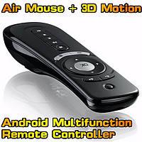 Пульт Д/У с гироскопом Air Mouse T2 / ПК, Android,ТV Box