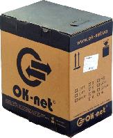 Кабель вита пара 49354 КПВонг-HFЭ-ВП (200) 4*2*0,51 (FTP-cat.5E LSOH), Одескабель