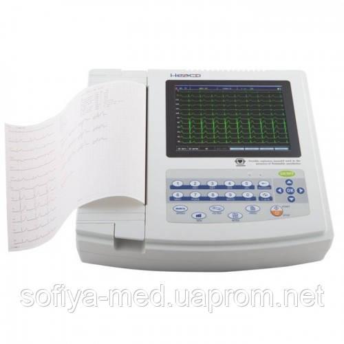 12 канальний електрокардіограф ECG1201