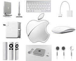 Оригинальные зарядные устройства/аксессуары Apple