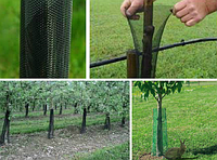 Сетка самозажимная от грызунов D 6 см h 80 см Intermas Венгрия