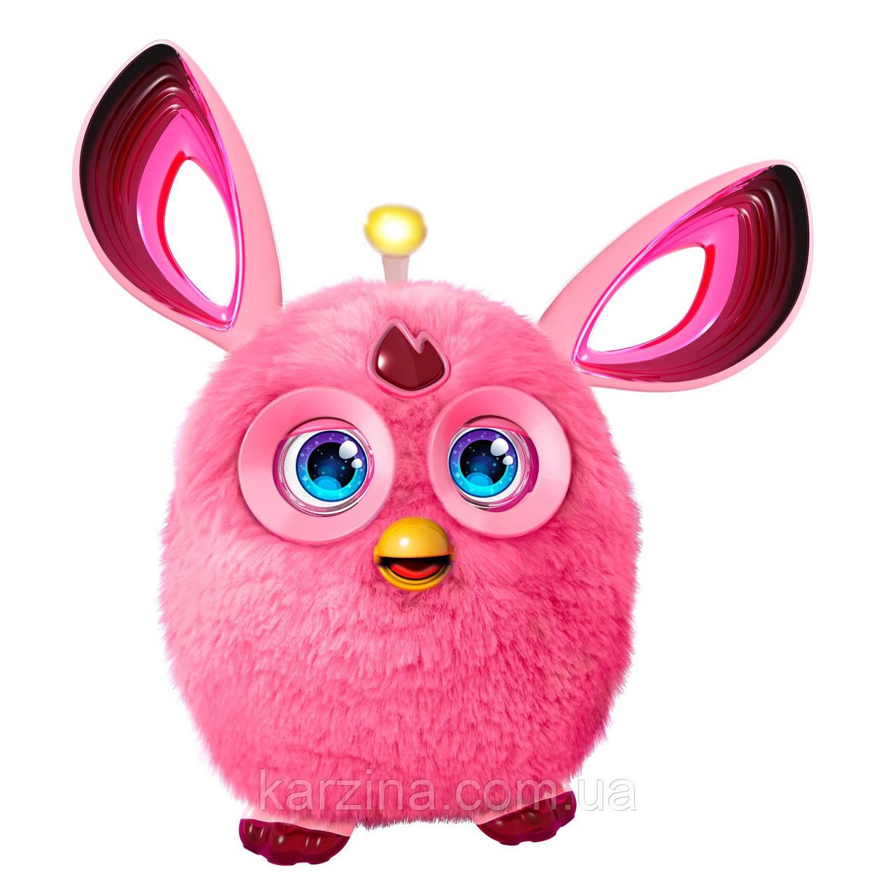 Furby Connect Англоязычный Ферби Коннект розовый Hasbro