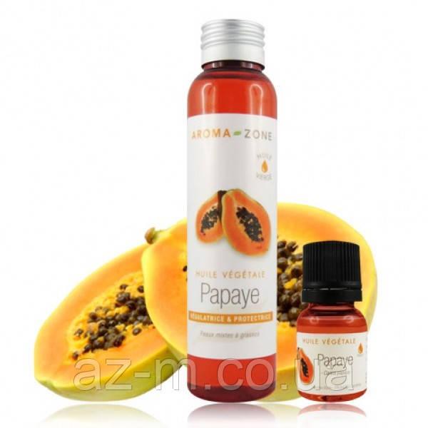 Папайя (Carica papaya), растительное масло