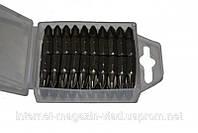 Биты для отвёрток и шуруповёртов PH2 L-25 мм 60 штук/набор (коробок)
