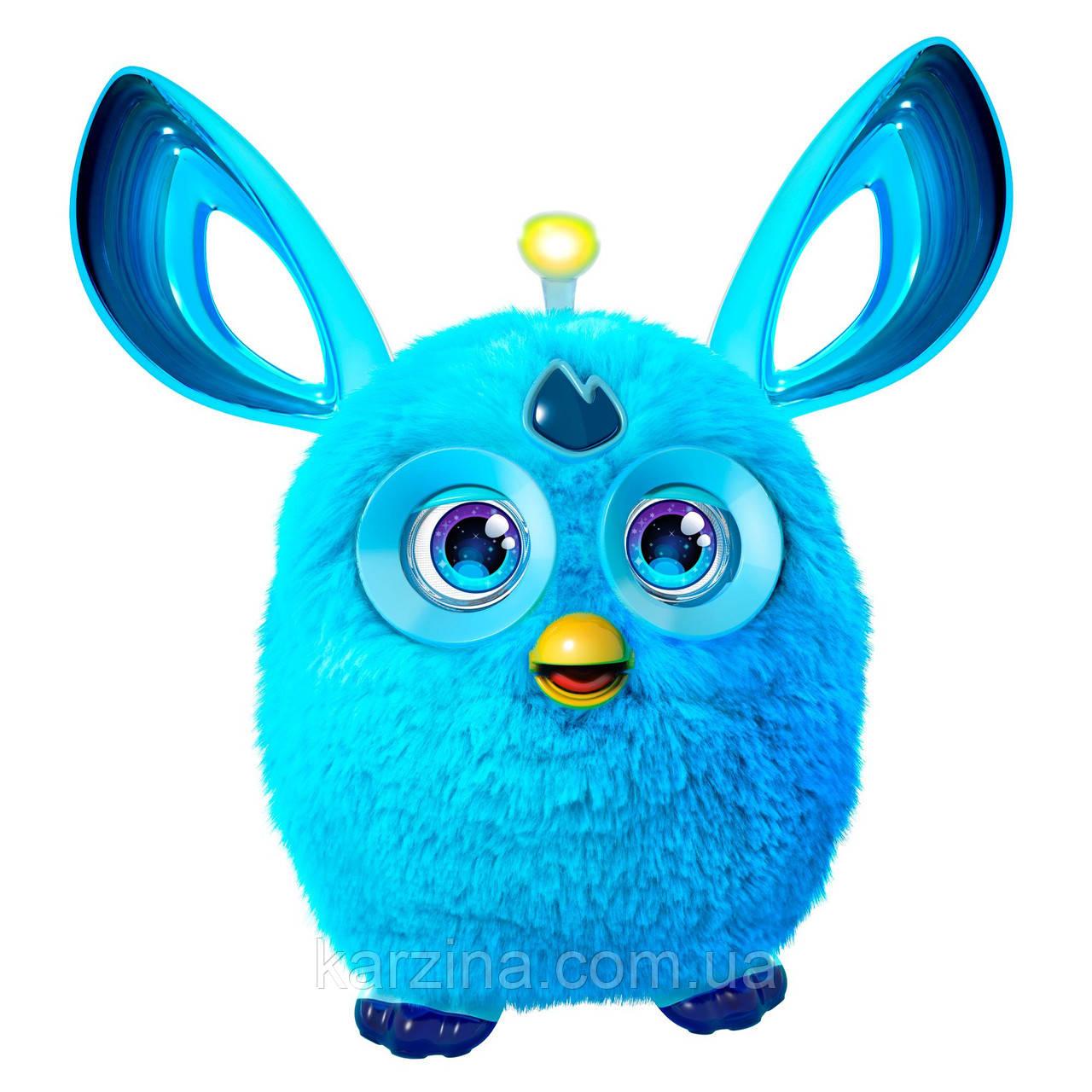 Furby Connect Русскоязычный Ферби Коннект голубой Hasbro