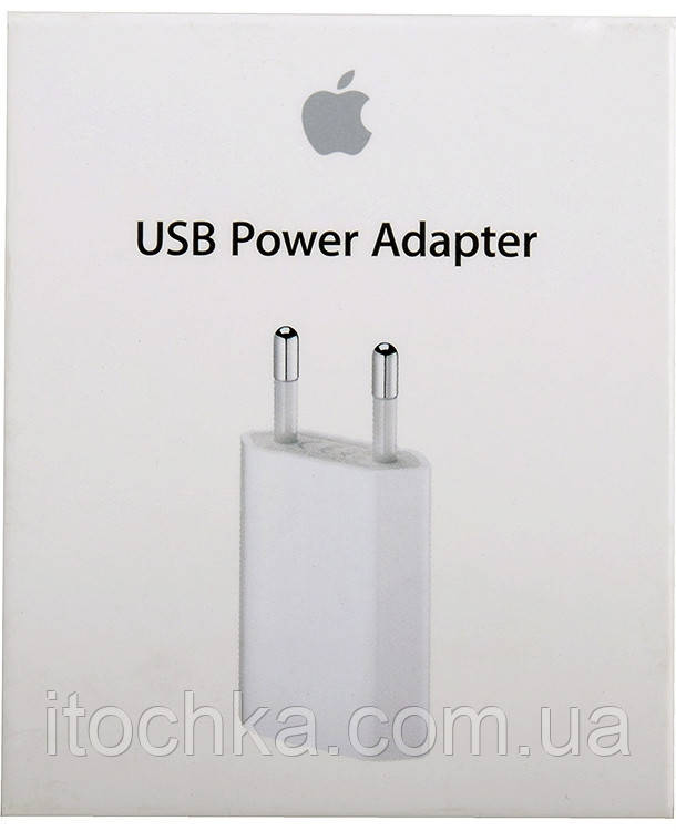 Apple iPod/iPhone USB Power Adapter MD813ZM/A