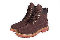 Timberland 6 inch Lite Edition Brown  , фото 1