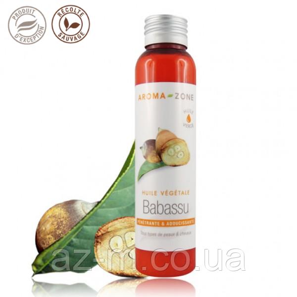 Бабассу (Orbignya Oleifera), растительное масло 100 мл