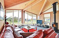 Вагонка деревянная Изюм сосна, ольха, липа, фото 1
