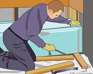Демонтаж ванны (без выноса)