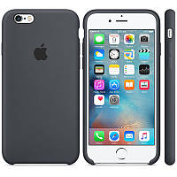 Apple iPhone 6S Silicone Case Black MKY02