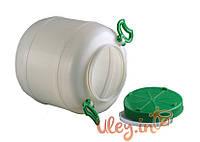 Бидон Бидон пищевой пластмассовый, 40 л. Горпищевой пластмассовый, 50 л. Горловина 220 мм. (сертифицированные)