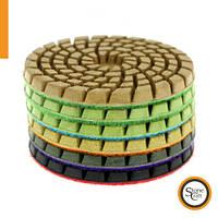 Алмазные шлифовальные круги для полировки каменных полов