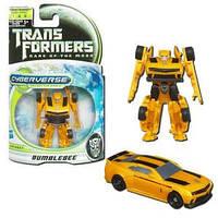 Игрушка трансформер Автобот Бамблбии - Bumblebee Legion Class оригинал Hasbro импорт из завода Китая
