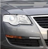 Black Daytime Styling Lights Две гибкие светодиодные ленты «DRL-ефект» длиной 15 см по 9 светодиодов
