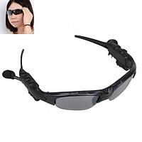 Солнцезащитные очки + блютуз гарнитура
