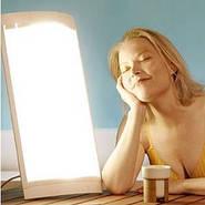 Лечение лазером или  светолечение.