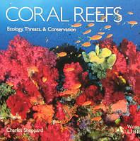 Книга на англ. языке Коралловые Рифы Подарочное издание