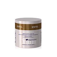 Estel OTIUM Diamond Шелковая маска для гладкости и блеска волос