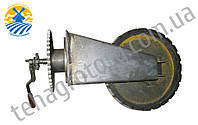 Передний ход зернометателя ЗМ - 60