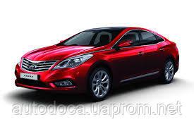 Захист картера двигуна і кпп Hyundai Azera 2005-