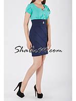 Платье Офисное, деловой стиль