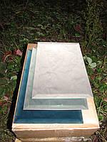 Зеркальная плитка зеленая, бронза, графит 300*400 фацет 15мм, фото 1