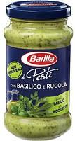 Соус Barilla базилик и рукола 190г., Италия