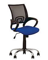 Кресло для персонала NETWORK GTP chome (Tilt)