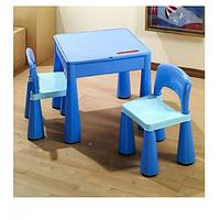 Детский комплект Столик и стульчик MAMUT 899 blue