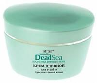 Белита Дневной Крем для лица для сухой и чувствительной кожи Dead Sea защищает ,интенсивно питает RBA/32-36