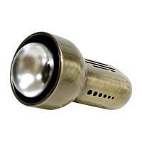 Спот Lemanso ST193-2 60W 2xR50 E14 металл без выкл. / ант. золото