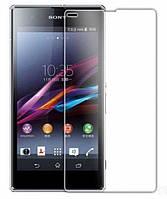 Защитное стекло на Sony Xperia Z