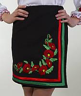 Детская  вышитая юбка плахта