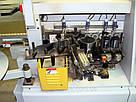 Проходной кромкооблицовочный станок MFB-R3 (Китай) бу 2012 г., в оснащении аспирация и компрессор , фото 3