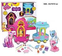 """Домик для пони на колёсах """"My Little Pony"""" 3222"""