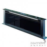Вытяжки Best Встраиваемая вытяжка Best STRIP 07758050 нержавеющая сталь, черное стекло