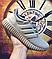 Кроссовки женские  Adidas Ultra Boost Yeezy 350 - 24w
