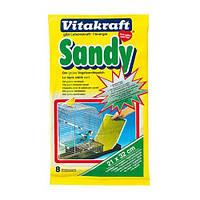 Подстилка Vitakraft 11035 Sandy в клетку для птиц, фото 1