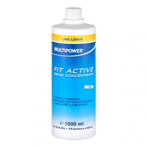 MULTIPOWER FIT ACTIVE 1000ml
