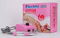 Профессиональный фрезер для маникюра и педикюра Electric drill JD2500 (25000 об./мин) CVL JD2500 /54 N