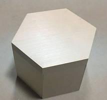Шкатулка куфр. Шестиугольная. 11 см (Заготовка)