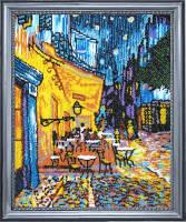 Набор для вышивки бисером Ночное кафе (по мотивам В. Ван Гога)