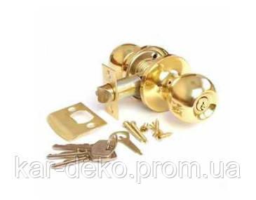 Ручки Кноб Джанесс золото