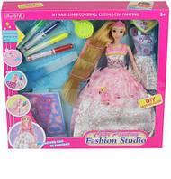 Кукла типа Барби Модельер 904