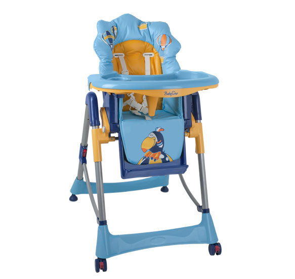 Синий стул TUKAN (возраст 6m+) BabyOno 2878KN/T
