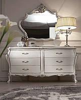 Буфет с зеркалом в классическом стиле, гостиная  Фаберже
