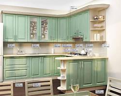 Образцы кухонь Киевский стандарт