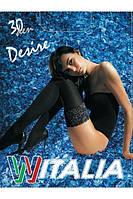 Чулки Witalia Desire 30 den черные,белые,бежевые.